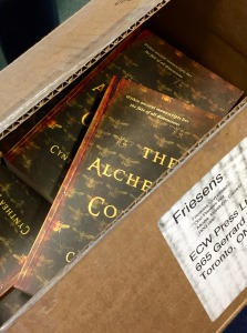 AC 1 Box of Books