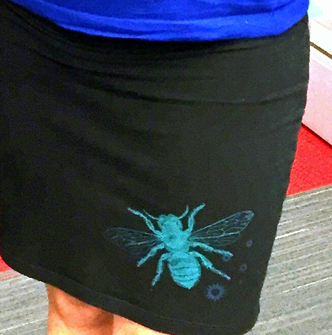 Bee Skirt 2