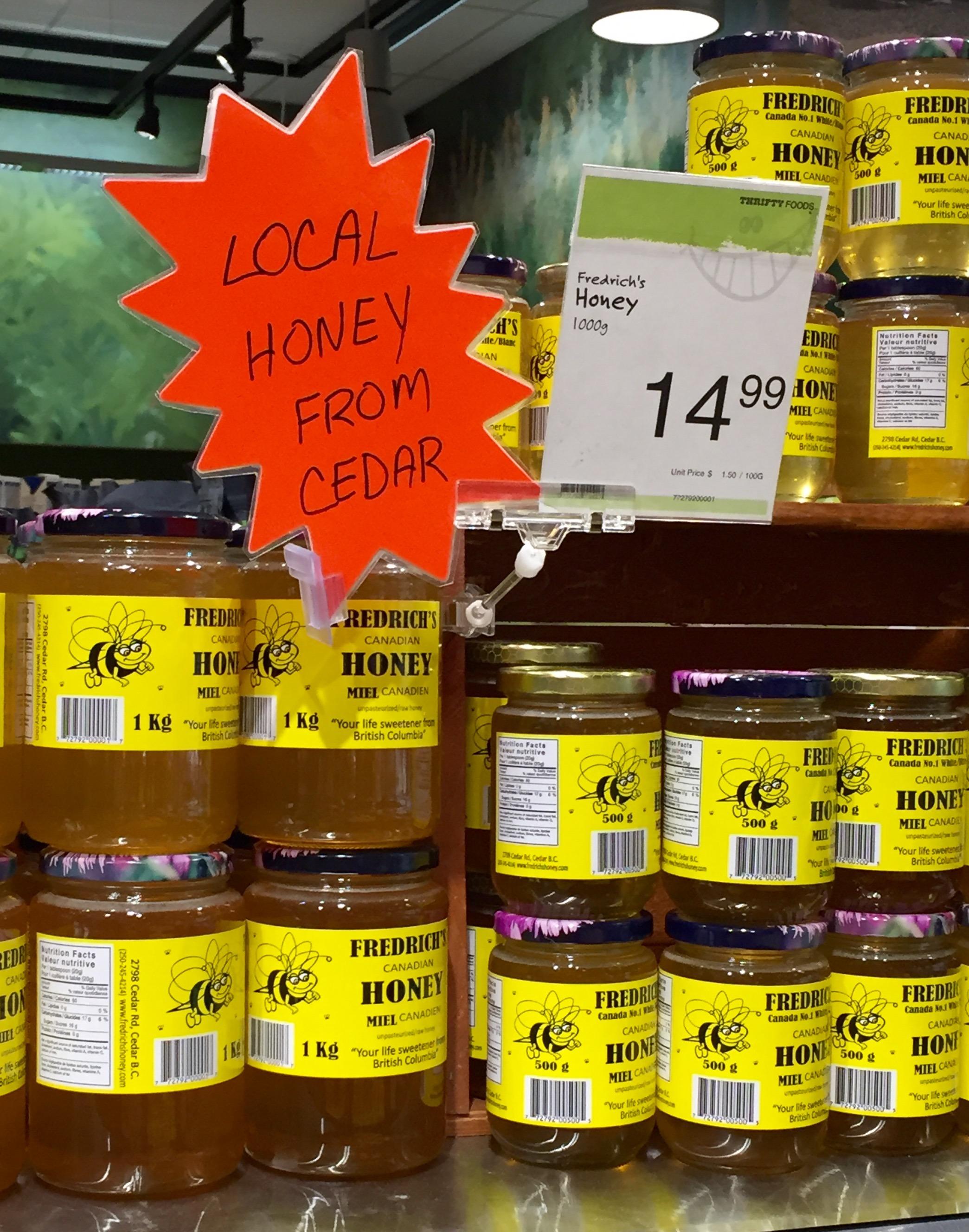 Fredrich's Honey