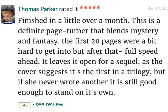 Parker Review