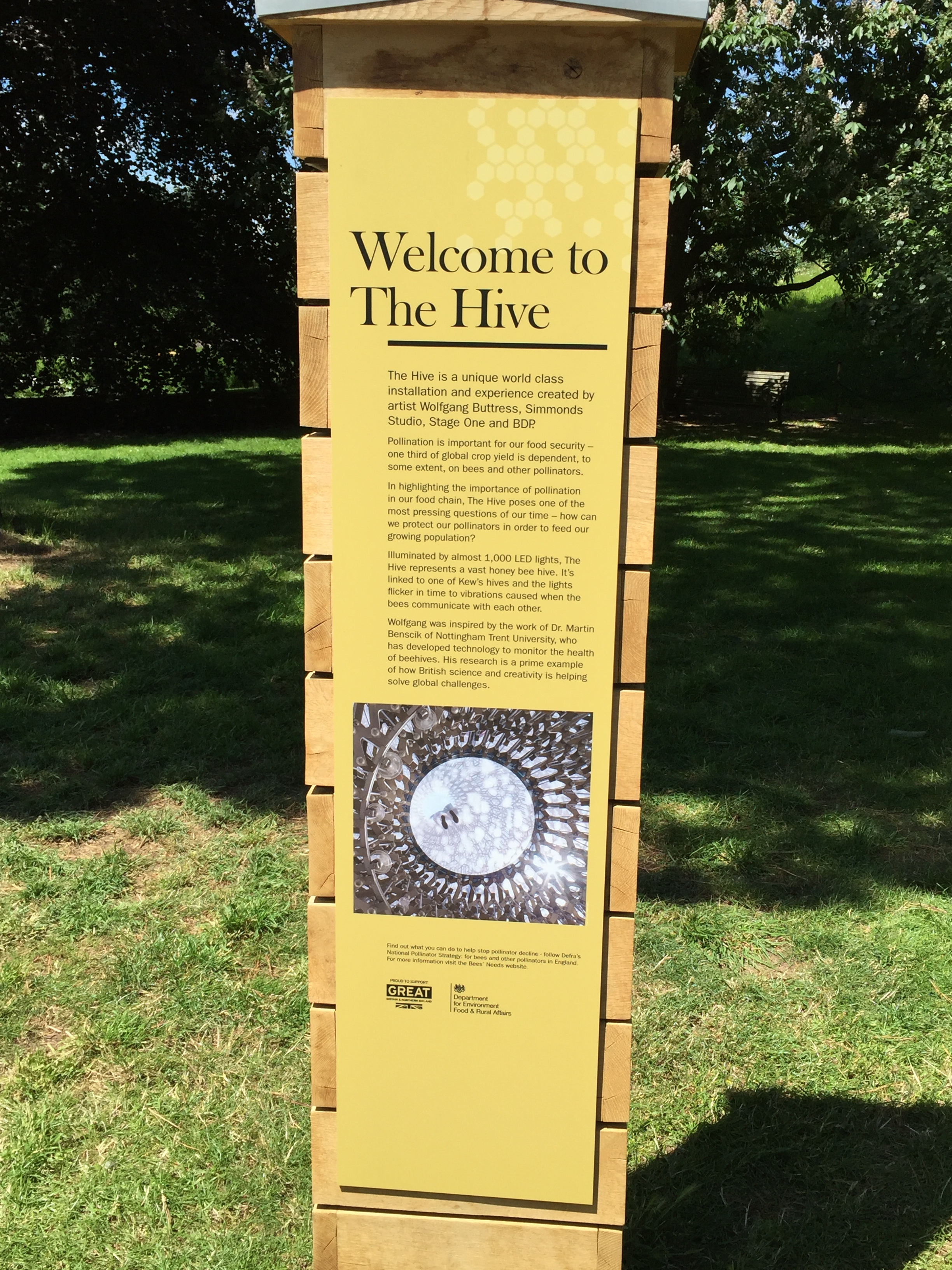Hive Sign