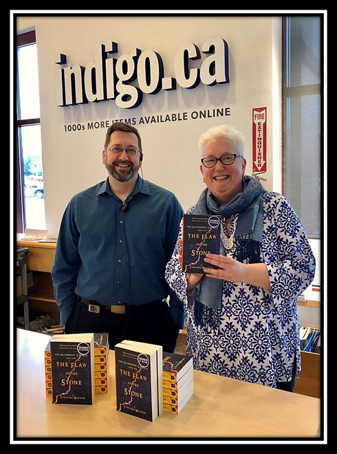 Indigo with Tim