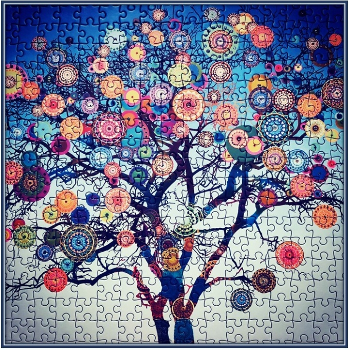 Mandala Tree 1