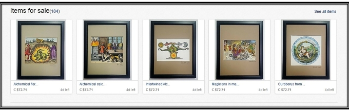 McLean Ebay Page