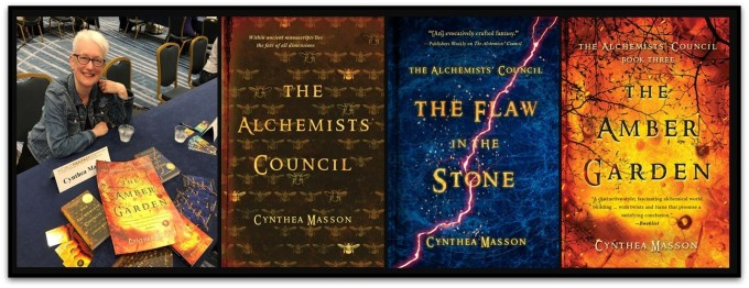 Cynthea and Book Covers 2